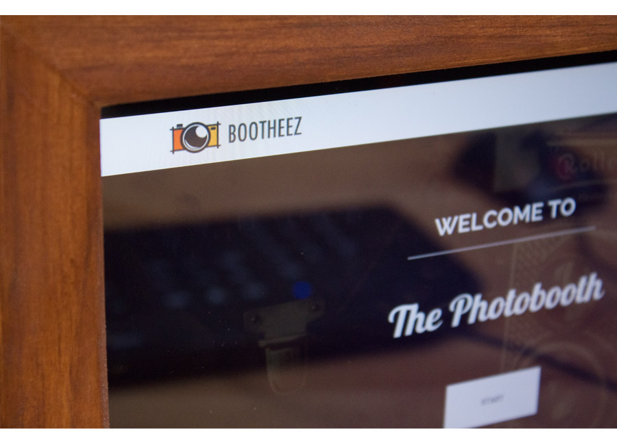 Bootheez Photo Booth App In Custom Photo Booth Enclosure